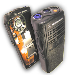 Motorola GP340 Housing Kit