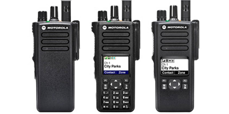 Motorola DP4000 Series