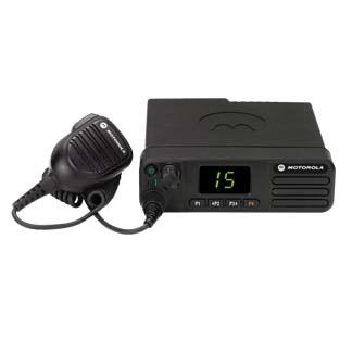 Motorola DM4401 two way radio