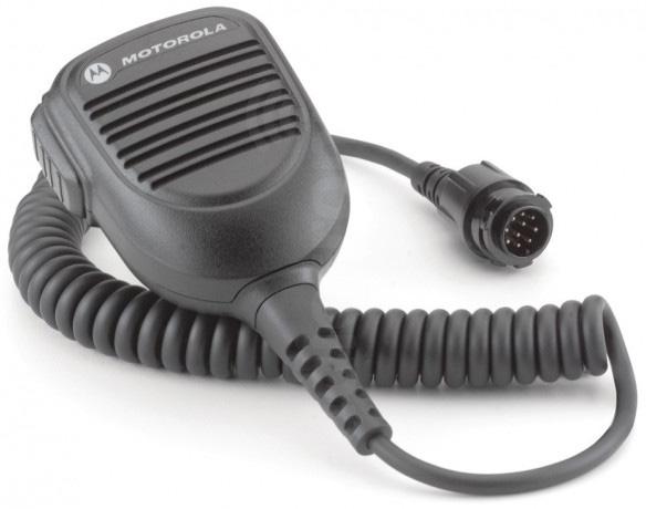 Motorola DM4401 remote speaker microphone