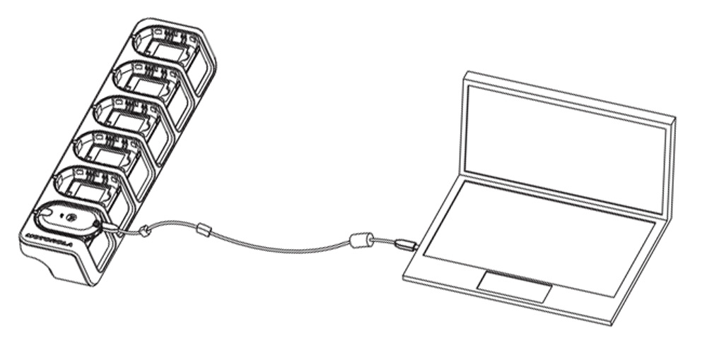 Motorola HKPN4007 Programming Example