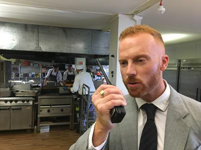 Two Way Radios For Catering