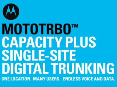Motorola Capacity Plus