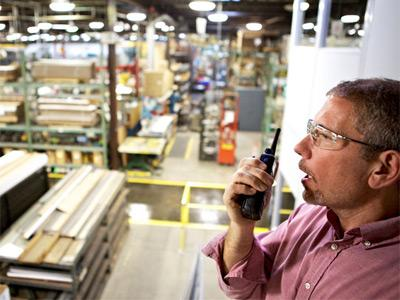 Two Way Radios For Warehousing