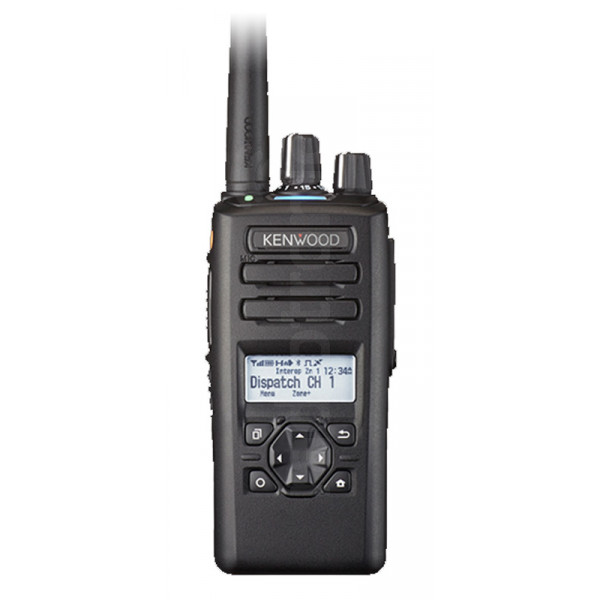 Kenwood NX-3300E2 UHF Digital Two Way Radio
