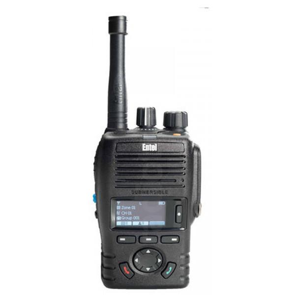 Entel DX485s UHF (400-470MHz) DMR Digital Two Way Radio