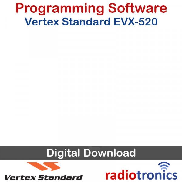 Vertex Standard CE-142 EVX-520 Programming Software