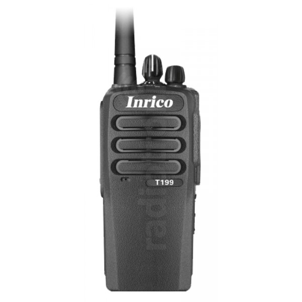 Inrico T199 3G LTE & WiFi GPS PTT-Over-Cellular Radio