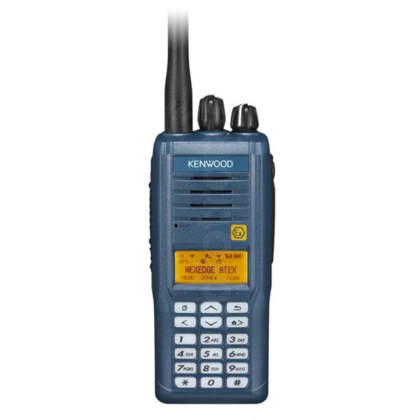 Kenwood NX-230EX ATEX VHF Digital Two Way Radio