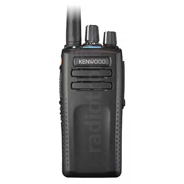 Kenwood NX-3200E3 VHF Digital Two Way Radio