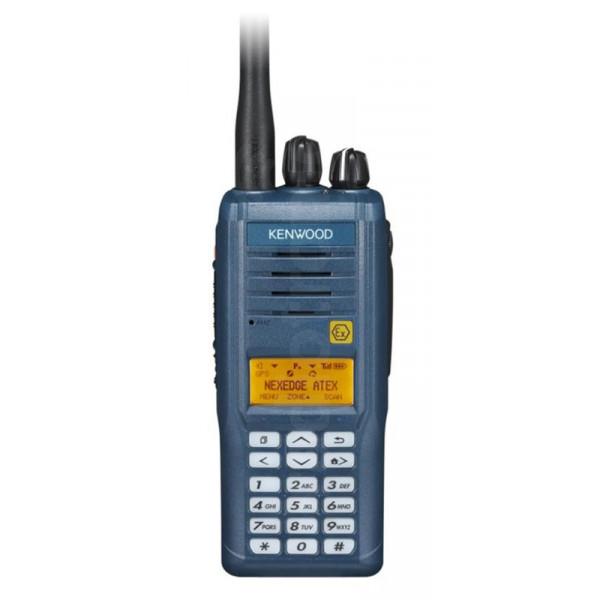 Kenwood NX-330 ATEX UHF Digital Two Way Radio