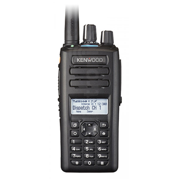Kenwood NX-3320E UHF Digital Two Way Radio