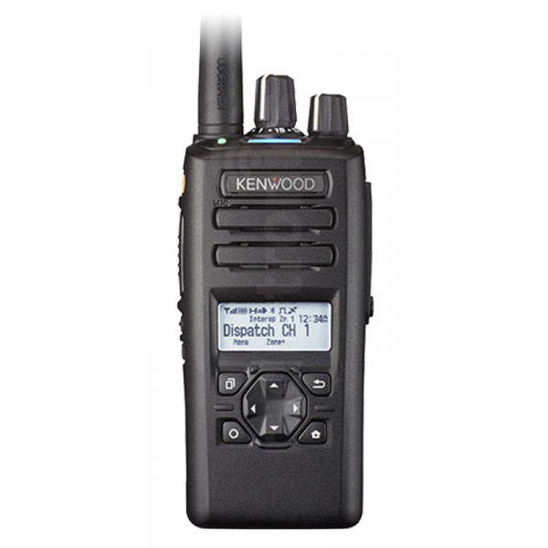 Kenwood NX-3320E2 UHF Digital Two Way Radio