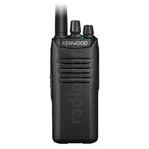 Kenwood TK-D340 UHF DMR Digital Two Way Radio