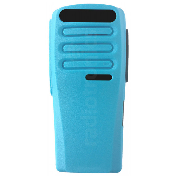 Blue Front Cover Housing (Fits Motorola DP1400)