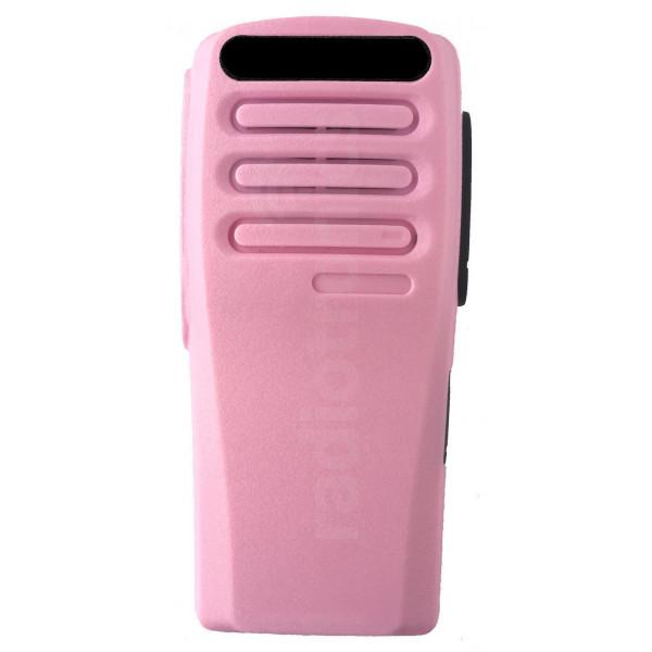 Motorola DP1400 Front Cover Housing (Pink)