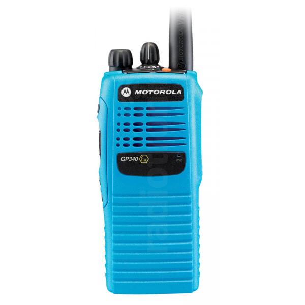 Motorola GP340 Ex ATEX Two Way Radio