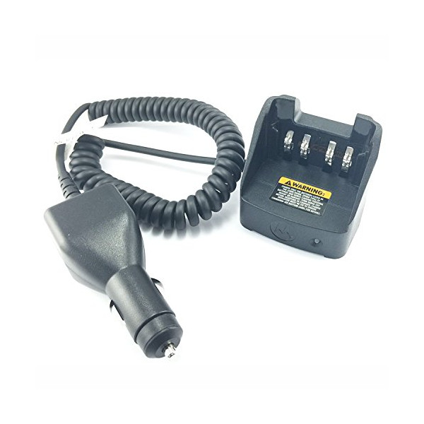 Motorola NNTN8525A In-Car Charger for DP2400, DP3400 & DP4400 Series Radios