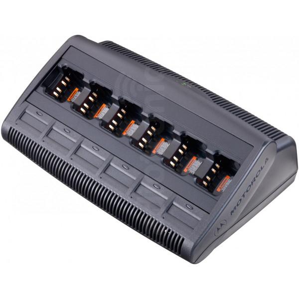 Motorola Non-Display DP4400 DP4600e DP4800e Multi-Unit 6-Way Charger
