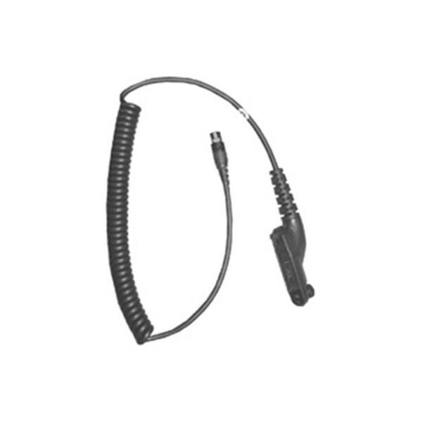 3M Peltor FLEX FL6U-63 Motorola DP4400 MOTOTRBO Flex Cable Downlead