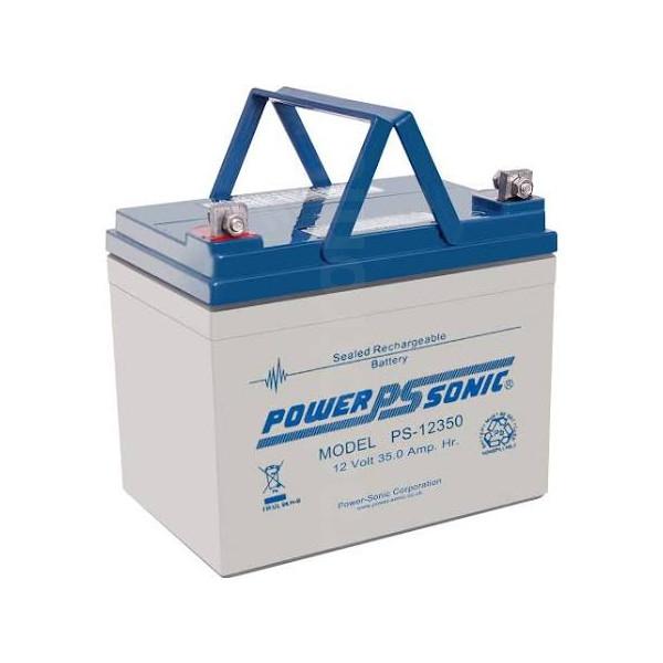 PowerSonic PS-12350 35Ah 12v SLA Battery