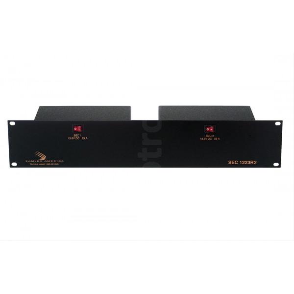 "Samlex 58175 2U 19"" Rack Mount Bracket For 2x SEC-1212G, SEC-1223, SEC-1225G"