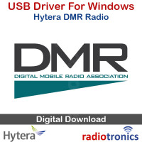 Hytera DMR Radio USB Driver for Windows