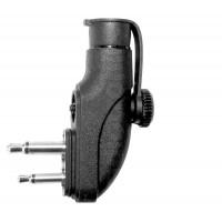 Hytera PD405 PD505 PD415 PD565 Hirose Universal Earpiece System Adapter