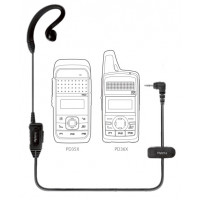 Hytera EHS16 C-Shape PD355/365/375 Earpiece
