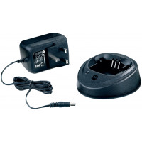 Motorola CP040 / DP1400 Single Charger & Power Supply