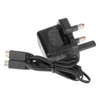 Motorola PMPN4214AR Twin Micro USB UK Power Supply