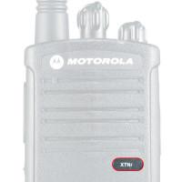 Motorola XTNi Front Name Badge