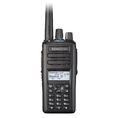 Kenwood NX-3300E UHF Digital Two Way Radio