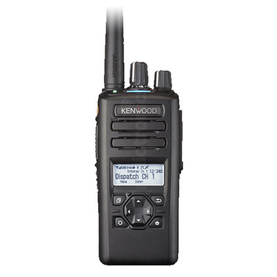 Kenwood NX-3300E2 UHF Digital Two Way Radio