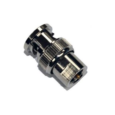 Radiotronics BPFMEPA50 BNC Male Plug To FME Male Adapter