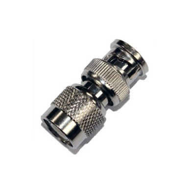 Radiotronics BPTPA50 BNC Male Plug To TNC Male Adapter