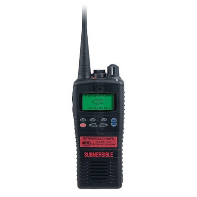 Entel HT825 Analogue ATEX VHF Two Way Radio