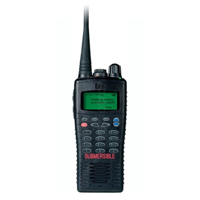 Entel HT826 Analogue ATEX VHF Two Way Radio