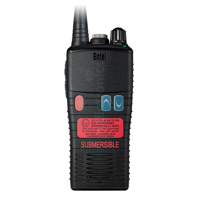 Entel HT800 ATEX Series Two Way Radio