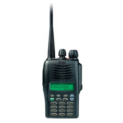 Entel HX486 UHF Analogue Two Way Radio