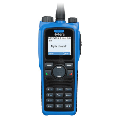 Hytera PD795Ex ATEX Digital Radio