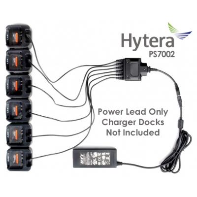 Hytera PS7002 6-Way Power Supply