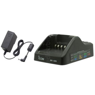 Icom BC-225 IC-F52D, IC-F62D & BP-290 Intelligent Charger