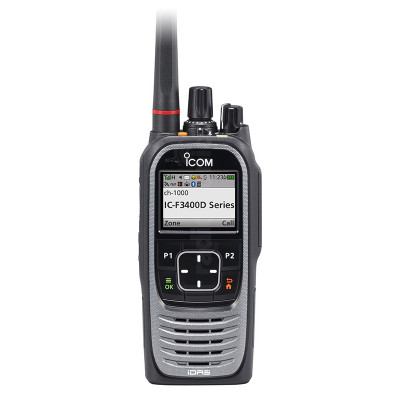 Icom IC-F3400DS VHF Digital Two-Way Radio