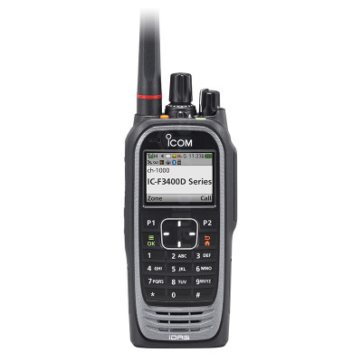 Icom IC-F3400DT VHF Digital Two-Way Radio