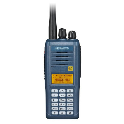 Kenwood NX-330 ATEX UHF Digital Two Way Radio