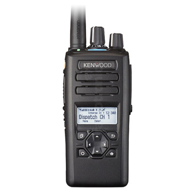 Kenwood NX-3320E2 UHF Digital Two Way Radio