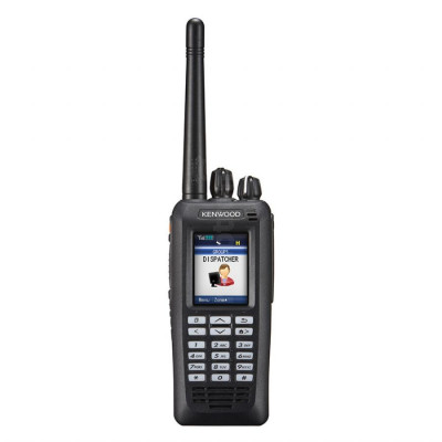 Kenwood TK-D300 UHF Digital Two-Way Radio