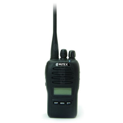 Mitex Pro UHF Two Way Radio