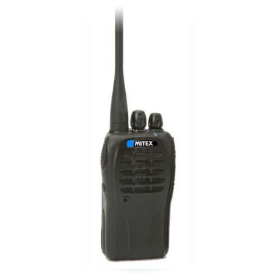 Mitex Security UHF Analogue Two Way Radio